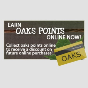 Our new Points System - Oaks Points